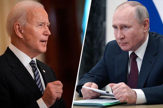 Байден озвучил Путину условие по Украине
