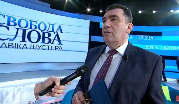 «Будете у себя в Раде сено есть»: Данилов ответил на претензии Ляшко в прямом эфире