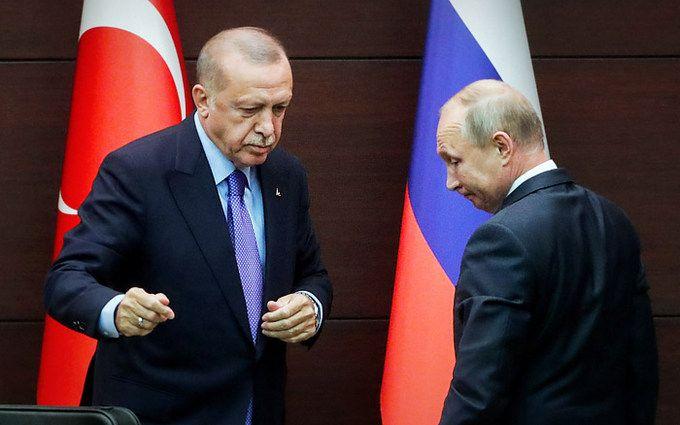 Эрдоган сообщил Зеленскому о жестком шантаже Путина