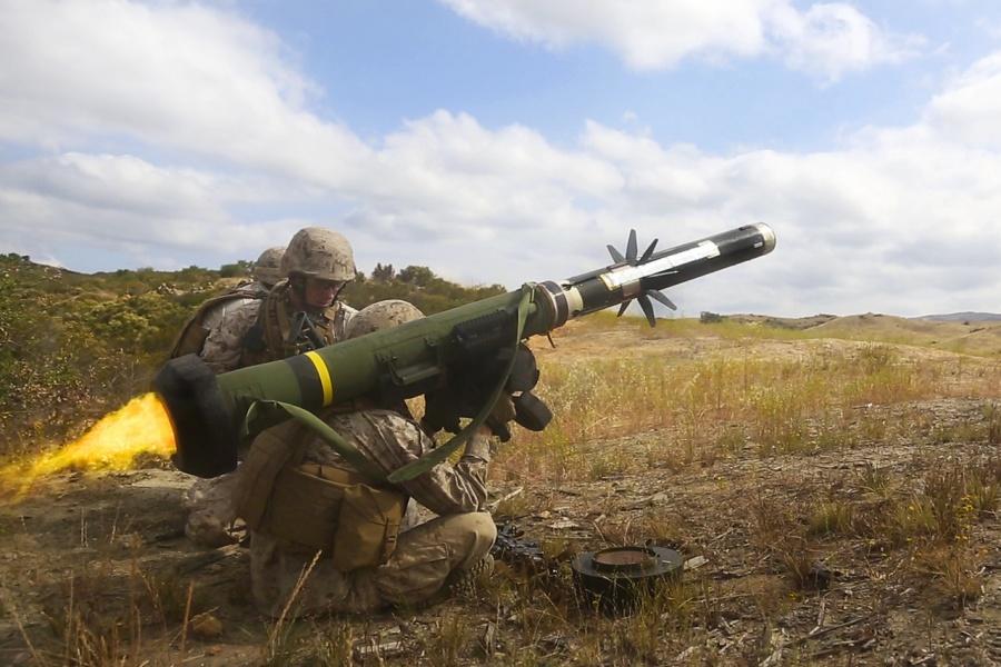 США предоставят Украине летальное оружие, в том числе новые Javelin
