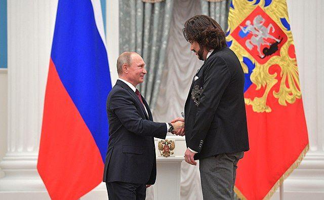 Филиппа Киркорова внесли в список невъездных в Украину