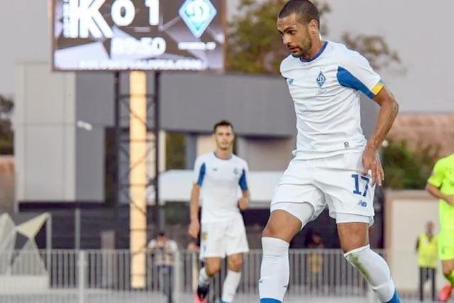 «Динамо» расторгло контракт с бразильским форвардом