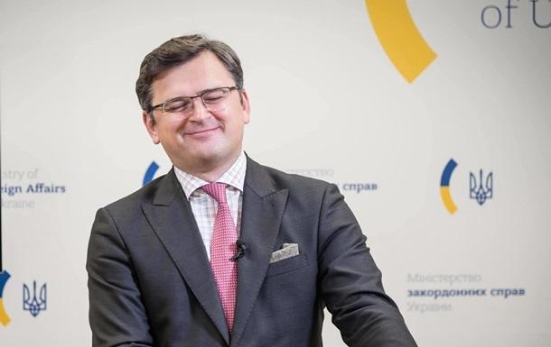 Кулеба ждет визита в Украину президента России