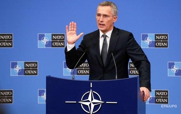 НАТО ответило на планы РФ нарастить военную силу на границе с Украиной