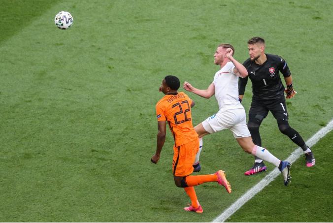 Чехия сенсационно выбила Нидерланды с Евро-2020