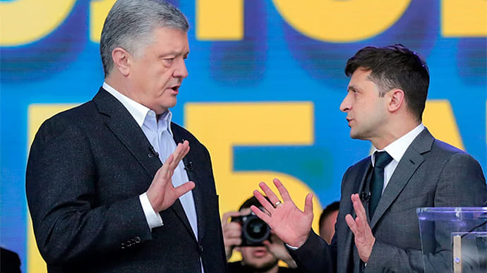 Порошенко назвал план Зеленского по референдуму о Донбассе «преступной идеей»