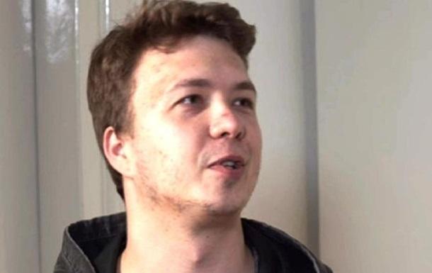 «Меня подставили»: обнародованы новые кадры допроса Протасевича