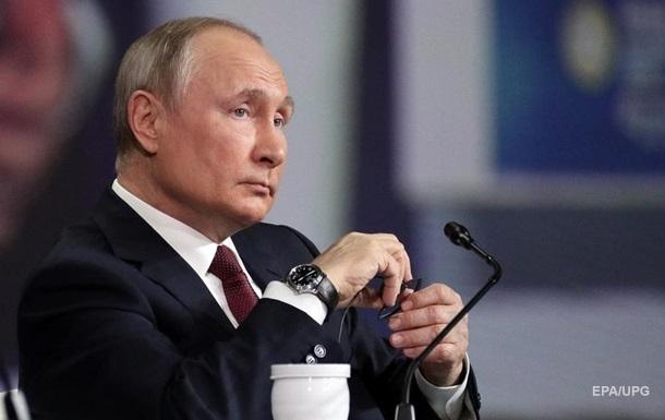 Путин в интервью NBC рассказал о переброске российских войск к Украине