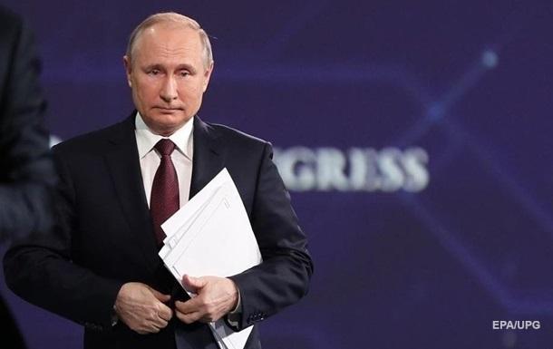 Путин назвал причину оккупации Крыма и Донбасса