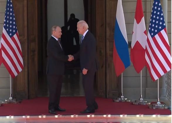 В Офисе президента Украины прокомментировали встречу Байдена и Путина