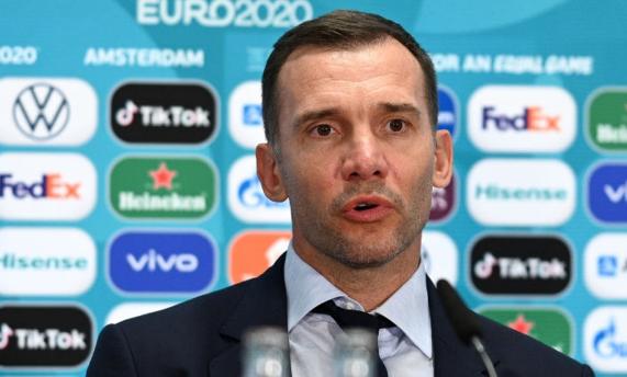 Шевченко прокомментировал поражение от Нидерландов