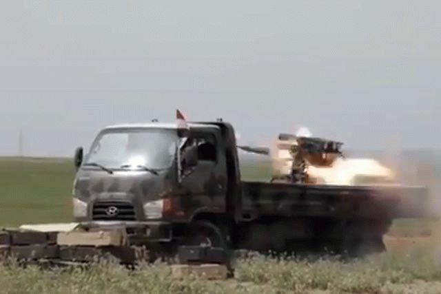 В Сирии вспыхнули тяжелые бои на российско-турецком фронте