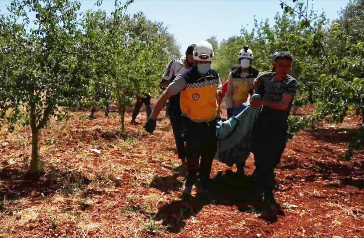 В Сирии убиты трое российских наемников