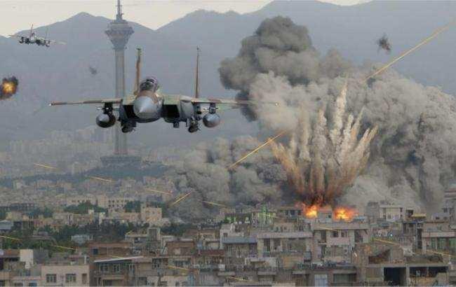 В Сирии разгромили колонну российских наемников