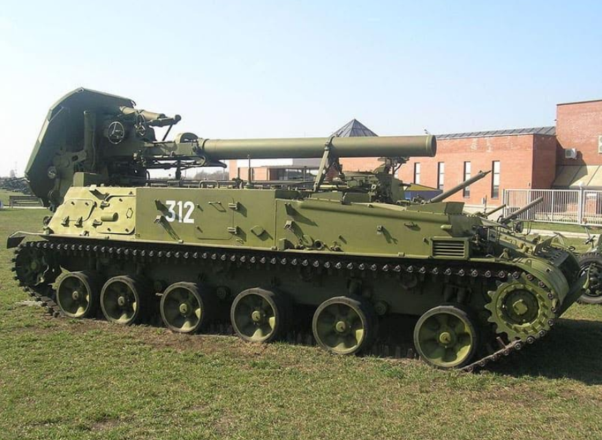 В России разорвался самый крупный в мире миномет, погибли двое военных