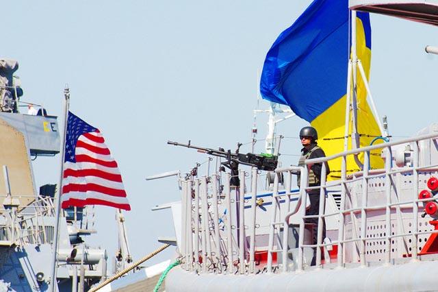 Российский генерал связал учения НАТО «Sea Breeze» с войной на Донбассе