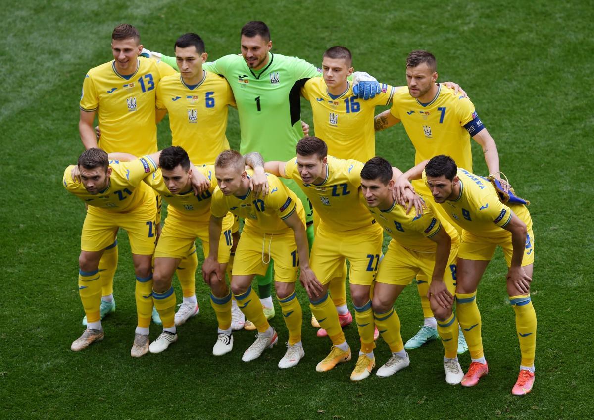 Зеленский записал видеообращение к сборной Украины