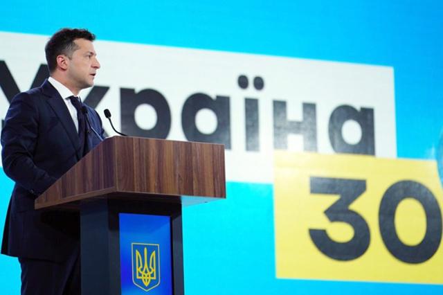 Зеленский анонсировал программу «Здоровая Украина» и чекапы для людей за 55