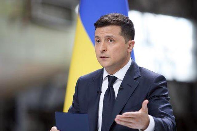 Зеленский призвал Байдена дать Украине конкретный ответ