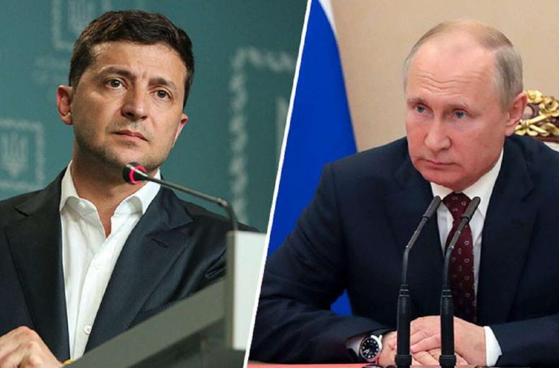 Путин рассказал, что хочет сказать Зеленскому