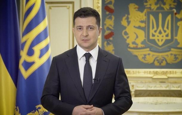 Зеленский ввел в действие решение СНБО по урегулированию ситуации на Донбассе