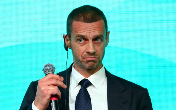Президент УЕФА Чеферин раскритиковал формат Евро-2020