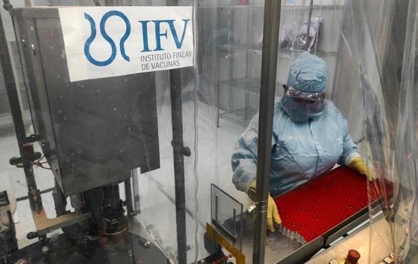 Кубинская COVID-вакцина Abdala показала 100% эффективность