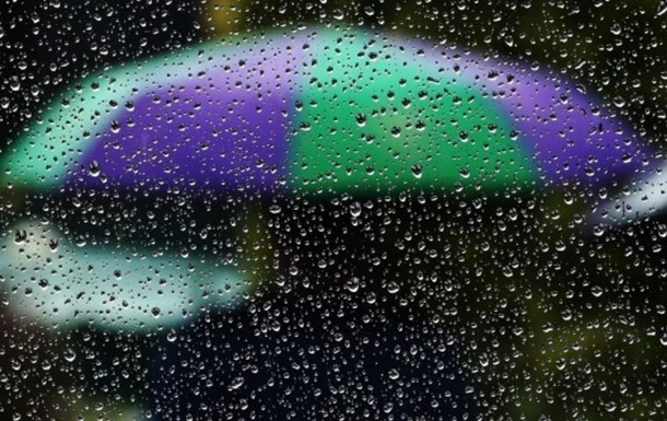 В Украине не прекращаются дожди и грозы