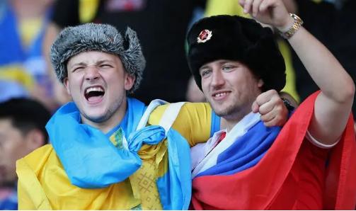 На стадионе в Глазго произошел конфликт между болельщиками Украины и России