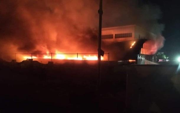 В Ираке на пожаре в COVID-больнице погибли 42 человека