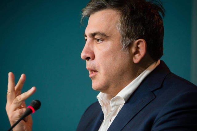 Саакашвили заявил о вероятности российского вторжения в Украину в сентябре