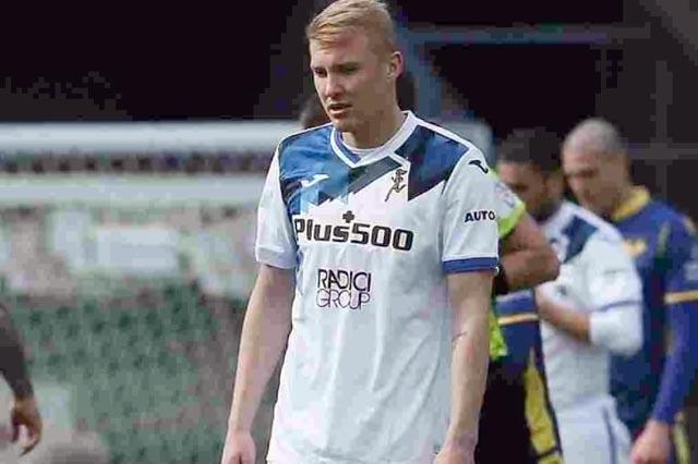 «Аталанта» отдала украинского футболиста в аренду