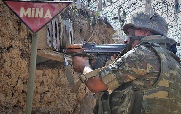 Армянские войска атаковали позиции азербайджанцев
