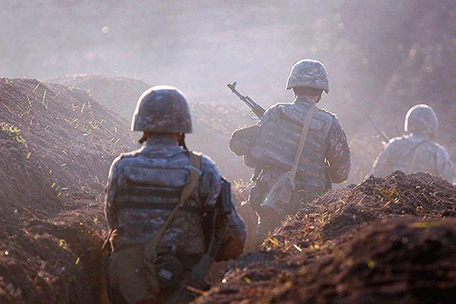 На границе между Азербайджаном и Арменией прошел бой