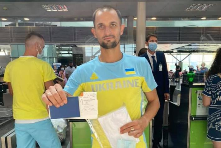 Украинского легкоатлета Назара Коваленко по беспределу сняли с Олимпиады