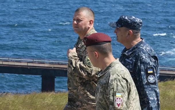 Залужный заявил, что ВСУ готовы отразить нападение