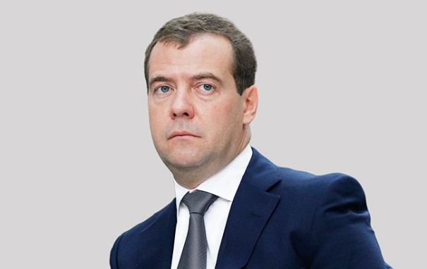Глава «Единой России» Медведев тяжело заболел